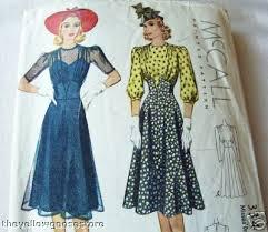 v shaped dress pattern so sweet 1930s dress pattern v shaped midriff yoke flickr