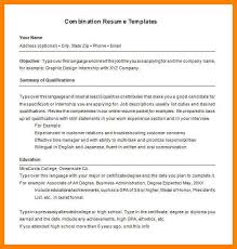 Chronological Resume Template Free Download 7 Chronological Resume Format Letter Adress