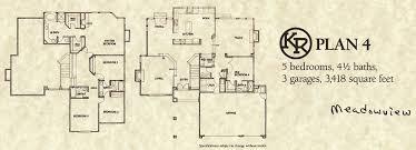 kottinger ranch floor plans pleasanton ca