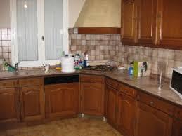 peindre une cuisine rustique relooking cuisine les dernières photos le de mademoiselle