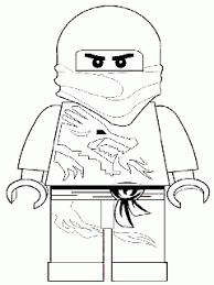 super coloring pages lego ninjago color print free