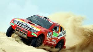 mitsubishi pajero dakar mitsubishi looking for eighth consecutive dakar win motor1 com