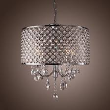 Modern Light Chandelier Lightinthebox Modern Chandeliers With 4 Lights Pendant Light With