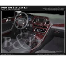 hyundai sonata premium premium dash trim kit for hyundai sonata 2017 autocarimage com