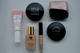 makeup for oily skin law of fashion blog