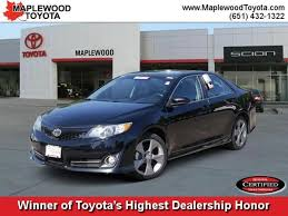 2012 toyota camry se specs 2012 toyota camry se at maplewood toyota serving minneapolis mn