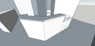 Ada Reception Desk Chairs Ada Reception Desk Counter Height Ideas Normal Ada