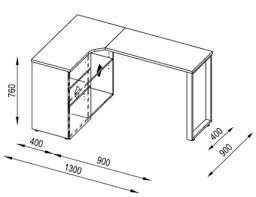 hauteur standard bureau ordinateur bureau informatique d angle design avec rangement blanc bleu lelia