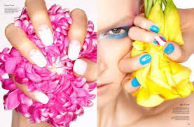 fashion magazine tips nail bar