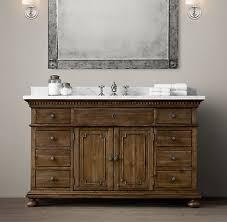 Restoration Hardware Bathroom Mirror by St James Bath Collection Rh