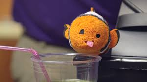 mickey mouse plush goes fishing tsum tsum kingdom episode 4
