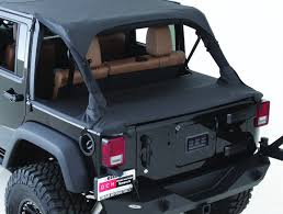 wrangler jeep 4 door black amazon com smittybilt 761135 black diamond tonneau cover for jeep