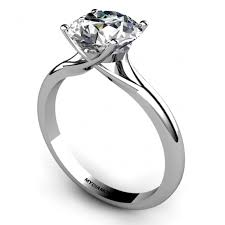 engagement ring settings only savanah solitaire diamond engagement ring setting