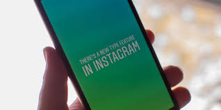 android mode how to use the new instagram stories type mode on android 9to5google