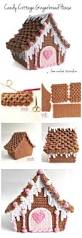 free crochet pattern for a candy covered gingerbread house won u0027t