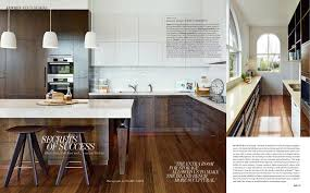 Designer Kitchens Magazine by Nexusblog Belle Magazine Oct Nov U0027secrets Of Success U0027