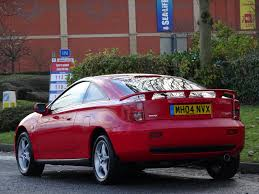 red toyota used red toyota celica for sale rac cars