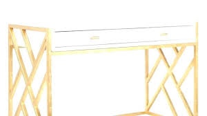 white and gold office desk white and gold desk white and gold office desk white gold desktop