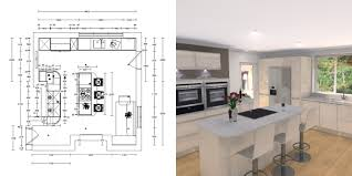 Kitchen Cad Design Exceptional Service Escape Bathrooms