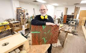 wood studio hogbin opens wood studio gallery in owen sound owen sound sun times