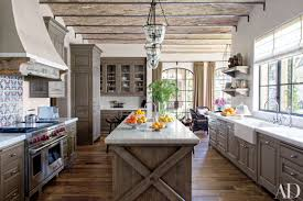 The Kitchen Design by 29 Celebrity Kitchens With Incredible Style Celebrity Kitchens