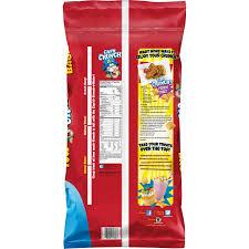 banana halloween bag cap u0027n crunch sweetened corn u0026 oat cereal 40 oz u0026 65474 u0026 65440 bag