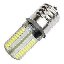 kakanuo e17 led bulb microwave oven light dimmable 4 watt daylight