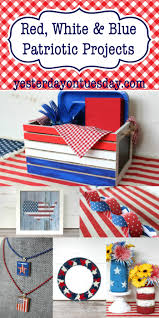 Why Is The American Flag Red White And Blue Red White And Blue Patriotic Projects
