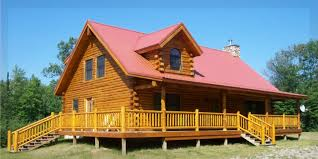 Log Home Styles Treetop Log Homes Log Cabin Builder