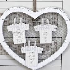 Emirates Stadium Floor Plan Wedding Seating Plan Cards By Julia Eastwood Notonthehighstreet Com