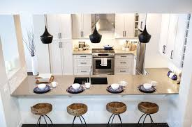 Kitchen Design Calgary A Rustic Modern White Kitchen By Calgary Interior Designer