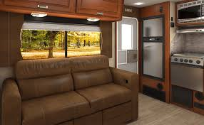 Camper Trailer Interior Ideas Lance 2285 Travel Trailer A Dual Entry Layout Provides A Great