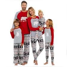 papa family matching pyjamas my rocking