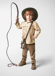 Indiana Jones Halloween Costumes Disfraces Infantiles Inspirados En El Cine