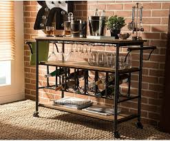 Industrial Style Home Home U0026 Garden Bar Carts U0026 Serving Carts Find Offers Online And