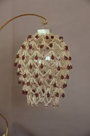free beaded ornament cover patterns beaded ornaments