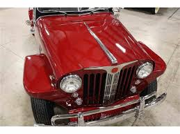 1948 willys jeepster 1948 willys jeepster for sale classiccars com cc 1006016