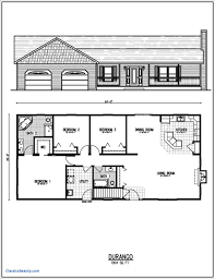 ranch style floor plans with walkout basement open floor plans for ranch homes unique plan style with walkout