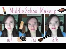 how to do makeup for 8th grade dance