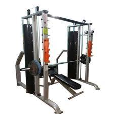 Bench Press Machine Weight Smith Bench Press Machine Gym Equipment Vishwakarma Engineering
