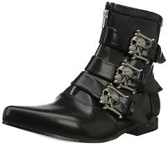 cheap leather motorcycle boots demonia men u0027s shoes boots buy online demonia men u0027s shoes boots
