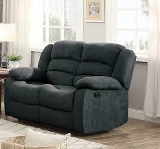 Blue Reclining Sofa by Homelegance Greenville Reclining Sofa Set Blue Grey 8436gy Sofa
