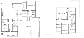 Floor Plans For 2 Story Homes by The Alder Floor Plan Alturas Homes