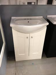 Bathroom Sinks With Storage Wood Pedestal Sink Nurani Org