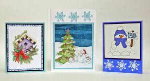 recycled christmas cards for 2012 u2013 round one my little craft blog