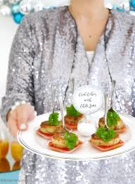 hosting a holiday cocktail u0026 appetizers party party ideas