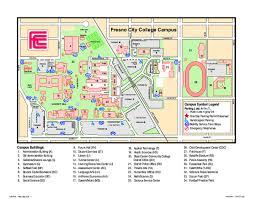 map of fresno fresno city cus map 1101 e avenue fresno