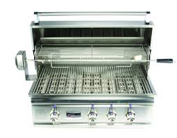 decor built in grill by summerset grills ideas for outdoor