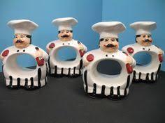 Italian Chef Decor Fat Italian Chef Kitchen Decor 3d Italian Fat Chef Canister Set