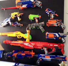 lincoln grease gun amazon on black friday nerf gun arsenal peg board spray painted black hang the guns on